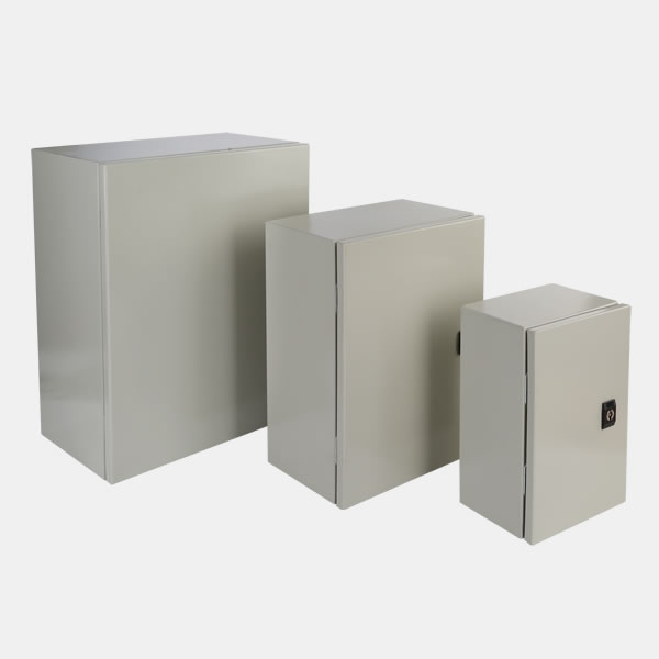 XJBS-A Wall Mounting Steel Enclosures